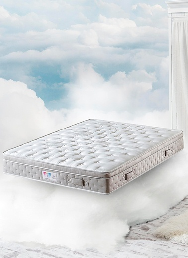 Cloud R.E.M. Pocket Yaylı Yatak 90x190 Cm-Hibboux by Yataş